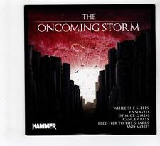 (GL82) Various Artists, The Oncoming Storm - Metal Hammar Magazine CD