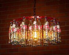 Coke Bottle Chandelier Chain Style