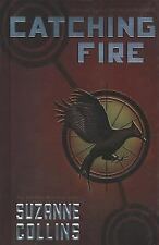 The Hunger Games Trilogy: Catching Fire 2 by Suzanne Collins (2009,...