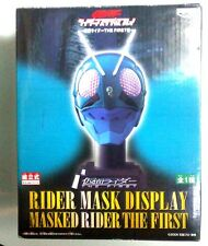 Bandai Masked Kamen Rider Mask Head Display The First Figure