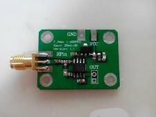 1 MHZ to 500 MHZ RF power meter logarithmic detection power detection