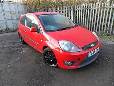 Ford Fiesta mk6 RED 1.6 ZETEC S ST TDCI  BREAKING SPARE side repeater DIESEL