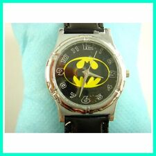 LATEST BATMAN Batman Black Quartz Fashion Girl Child Kids Wrist Watch Wristwatch