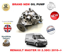 FOR RENAULT MASTER T28 T33 T35 T45 2.3 dci 2010-  NEW DIESEL OIL PUMP 150002040R