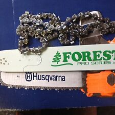 "Forester 24""Small Mount Pro Bar And CHISEL Ripping Chain 3/8-050-84 Husqvarna"