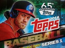 2016 Topps Series 1 Baseball BASE & INSERTS U-Pick 10 to complete your set.