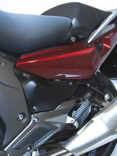 BMW K1600 GT GTL Seitendeckel,fairing side cover, schwarz matt