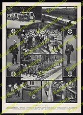 Heer Rotes Kreuz Sanitäter Lazarettzug Eisenbahn Straßenbahn München Berlin 1914