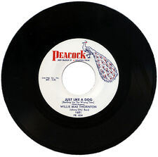 "WILLIE MAE THORNTON  ""JUST LIKE A DOG (BARKING UP THE WRONG TREE)""  R&B"