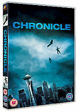 Chronicle DVD Michael B Jordan Dane DeHaan New and sealed Original UK Release R2