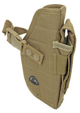 Elite Tan Right Handed Gun Belt Holster BB Airsoft Pistol Tactical Handgun 5935