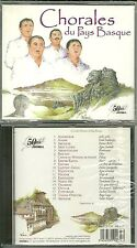 RARE / CD - CHORALES DU PAYS BASQUE ( NEUF EMBALLE - NEW & SEALED )