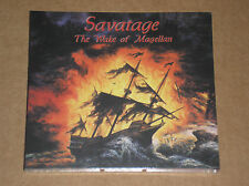 SAVATAGE - THE WAKE OF MAGELLAN - CD + BONUS TRACKS SIGILLATO (SEALED)