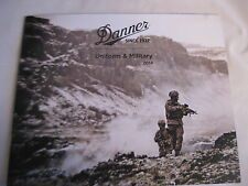 Danner Uniform and Military 2014 Catalog Booklet 35 Pages / Boots Socks