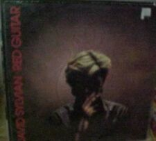David Sylvian Red Guitar, Forbidden Colours Uk 12""