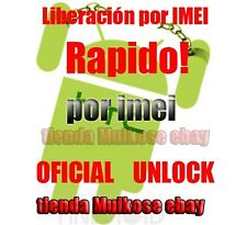 Liberar ALCATEL Android S pop,2000X,1030X,5035x,4030x,v975,v875 smart 3 por IMEI