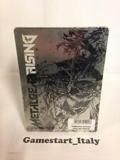 METAL GEAR SOLID RISING REVENGEANCE STEELBOX SHINKAWA INFERNO NEW XBOX 360