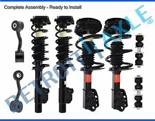 New 8pc Complete Front and Rear Spring & Strut Suspension Kit for GM Vehicles