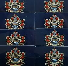 2016 HERITAGE CLASSIC WINNIPEG (FD54133) collectible Tim Hortons gift card  RARE
