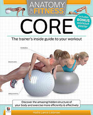 Core: Anatomy of Fitness by Hollis Lance Liebman + WORKOUT POSTER EXERCISE BOOK