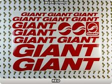 GIANT Stickers Decals Bicycles Bikes Cycles Frames Forks Mountain MTB BMX 59BE