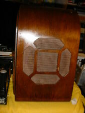 Western Electric WE KS-14703 755A Speaker in Original WE Cabinet & Transformer