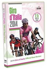 Brand New Cycling DVD, 2014 Giro d'Italia 2.5hr hIghlights, Official Race Review