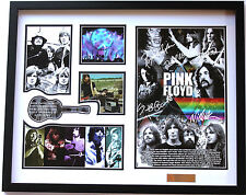 New Pink Floyd Signed Limited Edition Memorabilia Framed