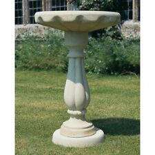 Stone Delphin Birdbath - Garden Birdbath - Stone Birdbath
