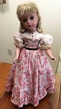 "Vintage Madame Alexander Little Women Amy 14"" from the 1950's"