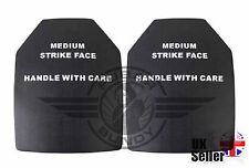 SAPI Dummy Ballistic Plate for Airsoft Tactical Vest (Medium - 1:1 Real Size) SF