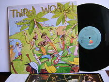 Third World - The Story's Been Told  ILPS 9569  Canada LP  1979  Island