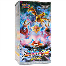 Gioco di Carte XY Destini Incrociati Pokémon Display 30 Buste Coreano Sigillate