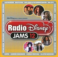 Various Artists Radio Disney Jams 12 CD