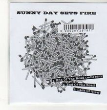 (BK556) Sunny Day Sets Fire, End of the Road - DJ CD