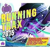 Various Artists - Ministry Of Sound: Running Trax 2015 (3x CD 2015) NEW & SEALED