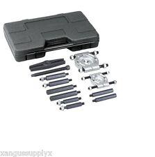 """OTC 4518 5 Ton Bar Type Puller 2"""" and 3"""" Bearing Separator Set"""