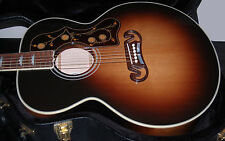 2015 Gibson J200 Standard Vintage Sunburst Acoustic Guitar 100% Unplayed MINT!