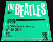 THE BEATLES WITH TONY SHERIDAN & THEIR GUESTS ORIGINAL MGM SE-4215! STEREO! NM!