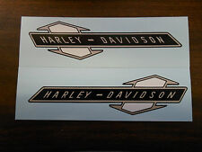 Harley Water Slide Gas Tank Decals 1963-65 Harley Scat Pacer Sprint XL 61769-63