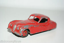 DINKY TOYS 157 JAGUAR XK120 XK 120 COUPE RED EXCELLENT CONDITION