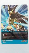 Carte Dragon ball Z Cell DB-600