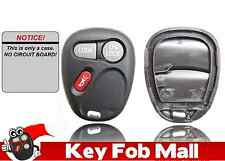 NEW Keyless Entry Key Fob Remote CASE ONLY For a 2001 Chevrolet Silverado 1500