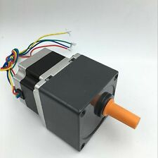 Nema23 Geared Ratio 10:1 5.5N.m Gear Reducer Stepper Motor 57mm L41mm CNC Router