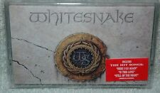 WHITESNAKE self titled debut album rock 1987 NEW & SEALED Cassette Tape Geffen