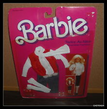 NRFP OUTFIT MATTEL 1984 BARBIE  TWICE AS NICE REVERSIBLE FASHION #7952 CLOTHES