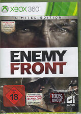 Enemy Front - Limited Edition (X-Box360)