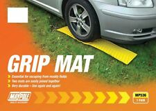 Maypole Yellow Grip Mat Pack of 2 for Caravans & Motor homes Sale