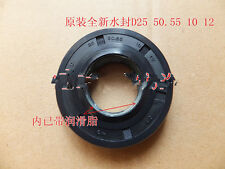 1PC water seal D25 50.55 10/12 oil seal for Samsung roller washing machine