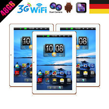 10,1'' 48GB Dual SIM/Kamera Android 4,4 Quad Core WIFI GPS Tablet PC 3G Handy